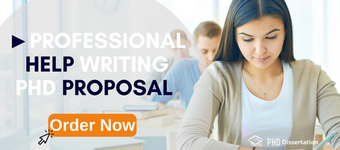 phd proposal writing service