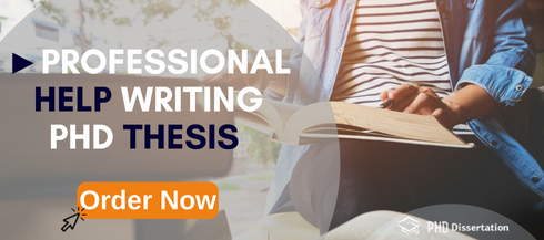 phd thesis writing experts