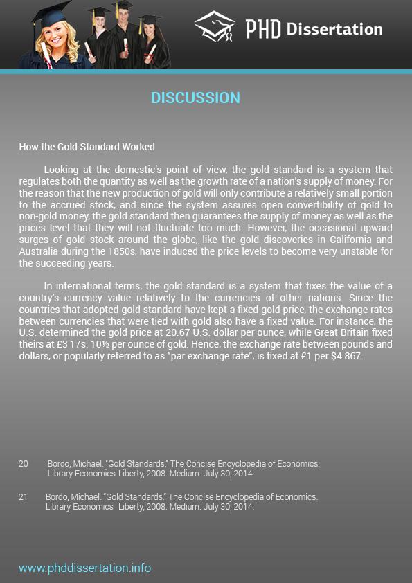 Phd dissertation help ronpaku