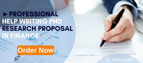 help writing phd research proposal in finance