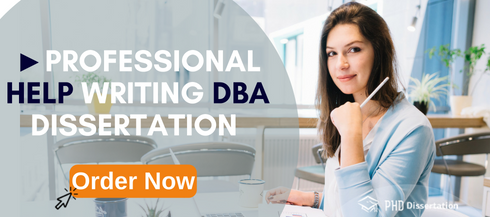 dba dissertation writing help